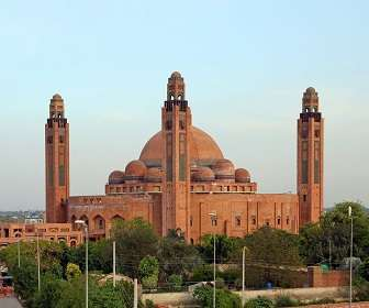 Jamis Masjid_Awami Residential Complex - 336x280